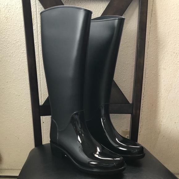 173c4a9b954f16 Sam Edelman Sydney Rain Boots. M 5a8f442e45b30c100f641c99